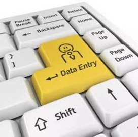 Data entry and data operator