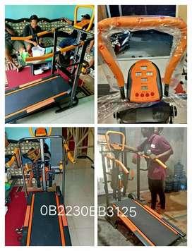 Hadir murah treadmill fc8002 5 fungsi