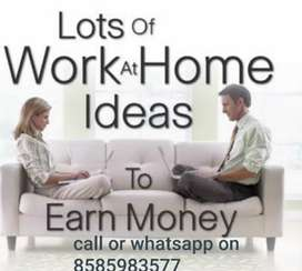 Home based part time income 4 unemployed students