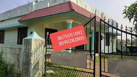 3Bhk BACHELORS independent house rent aluva muppathadam