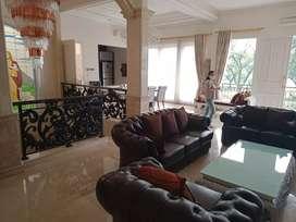Langka!!! Rumah Mewah Furnished di Telaga Biru, Alam Sutera, Tangerang