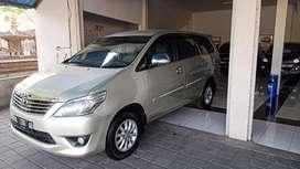 Grand Innova G 2011 Silver /Rush / terios / mobilio / avanza /xenia