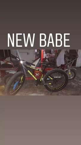 Fat bike good for everyone