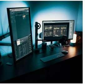 Software developer, web designer, graphics designer , Android app