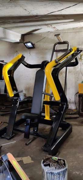 Gym manufacture nd old gym sale purchase