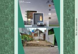 1 Unit Terakhir - Rumah di Magelang Tipe 41/72 Siap di Bangun - One ga
