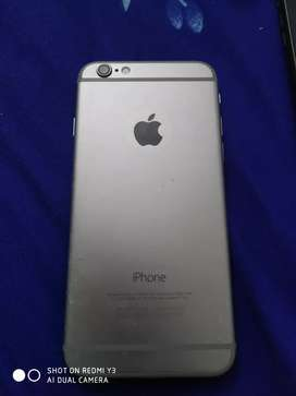 I Phone 6 64 Gb with charger only