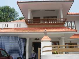 2-STOREYED FURNISHED HOUSE FOR RENT IN KUMARANELLOOR, KOTTAYAM
