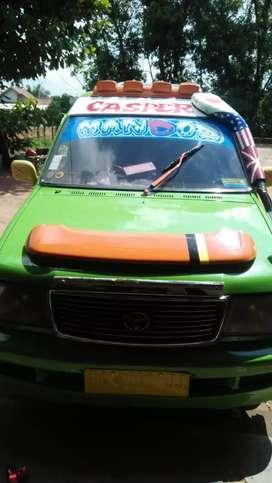 Toyota kijang angkutan desa
