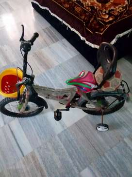 By cycle for kids