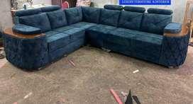 Dstt Asif Furniture brand new sofa set sells wholesale price