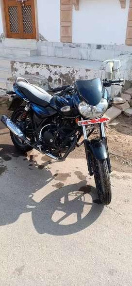 2008 Model but Clear h bike.