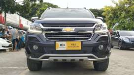 Chevrolet Trailblazer LTZ 2019 Hitam Like new