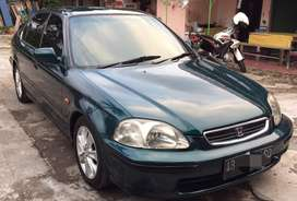 Honda ferio 1997 manual istimewa