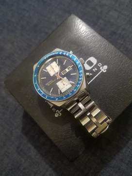 Seiko Speed Timer Automatic Chronograph Vintage Watch In cheap