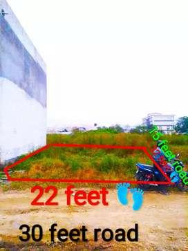 Best offer Plot for sale in Shakuntala enclave near isbt bus stand