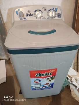 Super Asia washing machine
