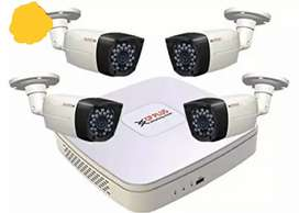 cctv cameras best prise 14000 ra 4 cameras online on phone 2 year wrnt