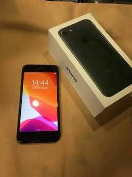 Iphone 7G 32gb lengkap
