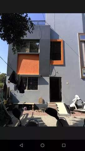 Duplex For rent  garden facing full reserve parking space