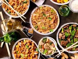 Looking for Chinese fast food cook