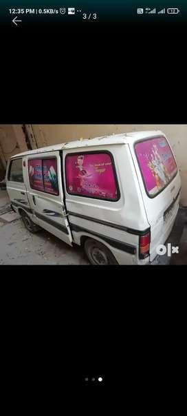 Maruti Suzuki Omni 1999 Petrol 72000 Km Driven with soda machine