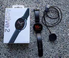 Samsung Galaxy Watch Active 2 Aluminum LTE Smartwatch