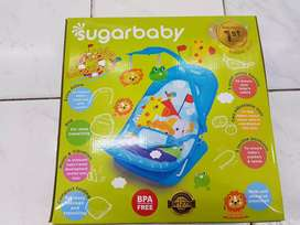Kursi Ddk Bayi SUGAR BABY (mainan yg d gantung & msk)-3 wrn pilihan-br