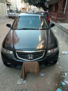 Selling honda accord cl7  2004 registered 2006