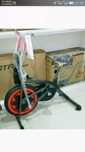New bike dinamis dua fungsi TOTAL FITNES