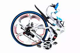New imported 21gear foldable cycle