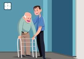 24 hours  Caretaker patient care jobs for men
