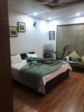 Independent 2bhk fully furnished society flat available gms road