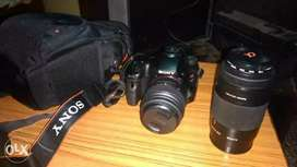Sony alpha 57 in excellent condition