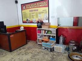 Disewakan Toko Jl. Banceuy Bandung