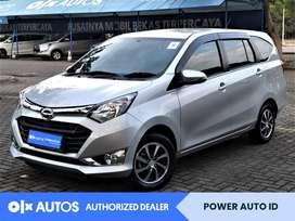 [OLXAutos] Daihatsu Sigra 2017 R 1.2 Bensin A/T Silver #Power Auto ID