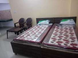 Fully furnished PG Room with homemade food.