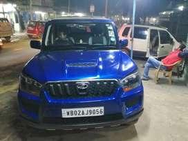 Mahindra Scorpio S4, 2016, Diesel
