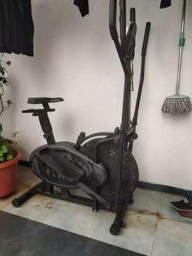 Gym Elliptical Cycle
