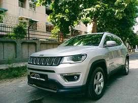 Jeep Compass 1.4 Limited, 2019, Petrol