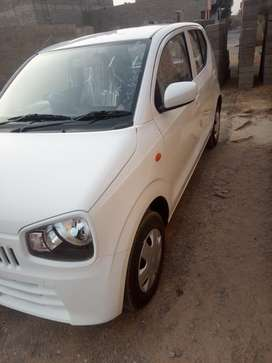 Suzuki alto brand new for rent