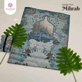 Sajadah travel mihrab
