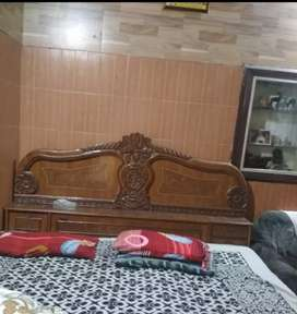 Fully furnished room , meal facility available.