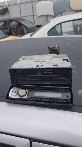 Car music system cd player