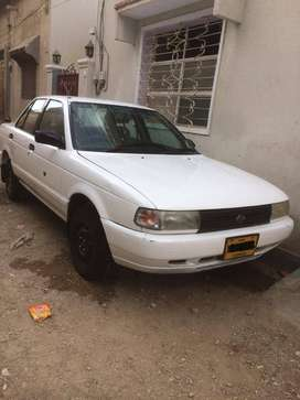 Nissan Sunny JX Model 1993 Karachi Registration.