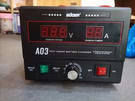 Battery charger suoer