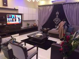 Furnished  dha short stay wedding guest