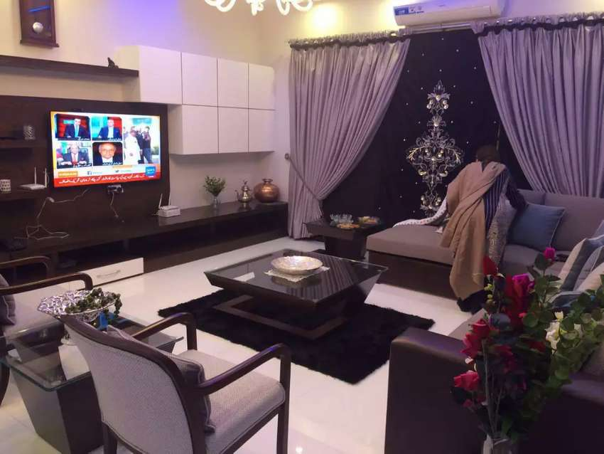 Furnished  dha short stay wedding guest 0
