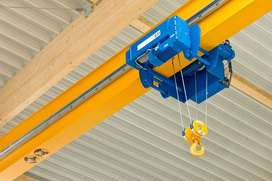 Overhead crane in all capacity and all type lifting equipment's