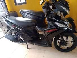 SAWO MOTOR * MIO M3 125CC BLACK 2016
